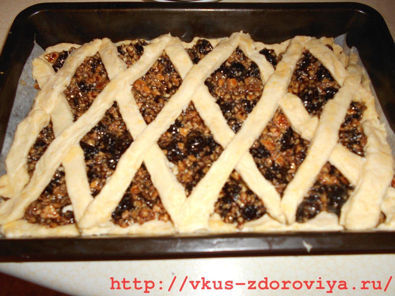Пирог сладкий рецепт пошагово в духовке